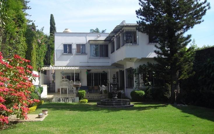 Foto de casa en venta en  , maravillas, cuernavaca, morelos, 1856138 No. 01