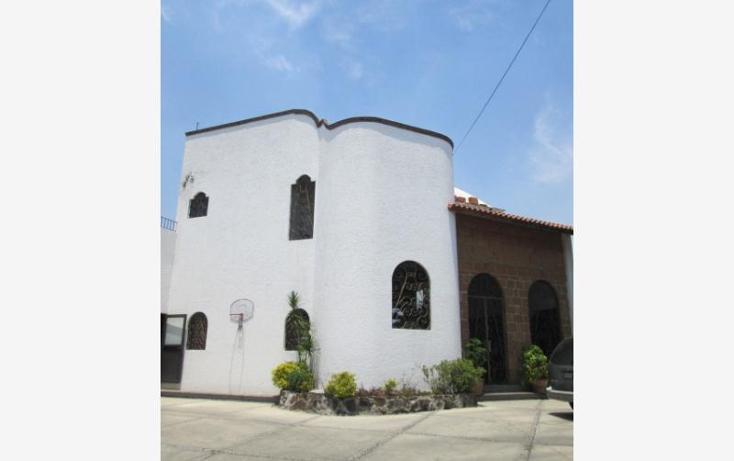 Foto de casa en venta en  , maravillas, cuernavaca, morelos, 389907 No. 02