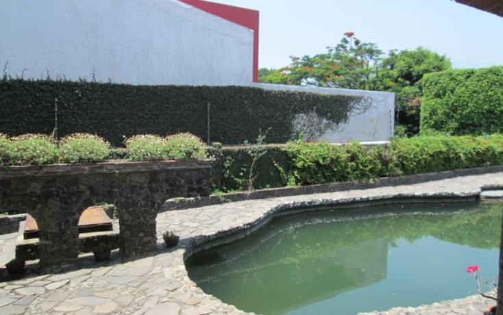 Foto de casa en venta en  , maravillas, cuernavaca, morelos, 389907 No. 35