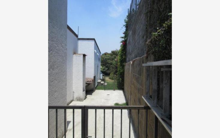 Foto de casa en venta en  , maravillas, cuernavaca, morelos, 389907 No. 39