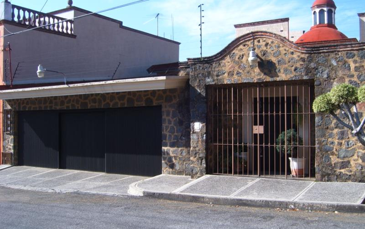 Foto de casa en venta en  , maravillas, cuernavaca, morelos, 762721 No. 01