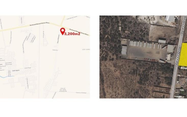 Foto de terreno habitacional en venta en  , maravillas, matehuala, san luis potosí, 1541760 No. 01