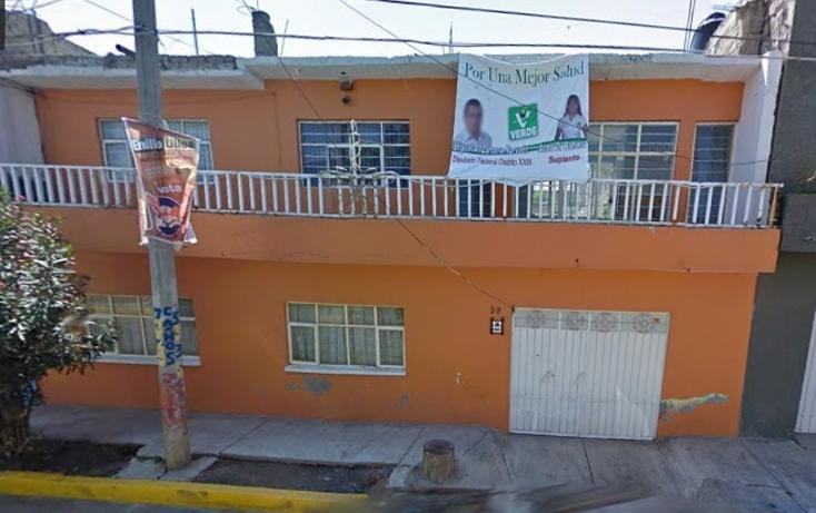 Foto de casa en venta en  , maravillas, nezahualcóyotl, méxico, 1874450 No. 01