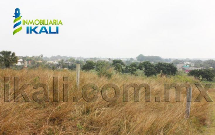 Foto de terreno habitacional en venta en marco antonio muñoz, los mangos, tuxpan, veracruz, 836217 no 03