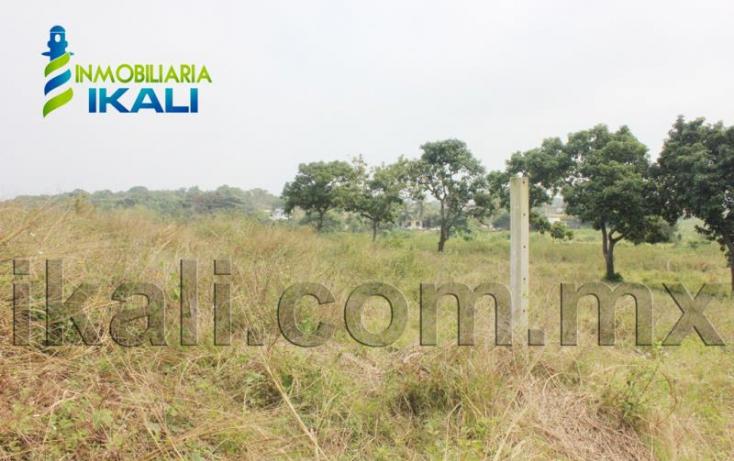 Foto de terreno habitacional en venta en marco antonio muñoz, los mangos, tuxpan, veracruz, 836217 no 07