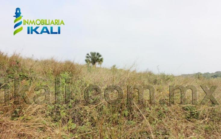 Foto de terreno habitacional en venta en marco antonio muñoz, los mangos, tuxpan, veracruz, 836217 no 09