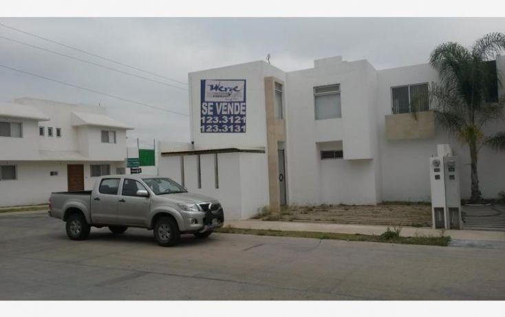 Foto de casa en venta en marco aurelio 100, villa magna, san luis potosí, san luis potosí, 1527200 no 01