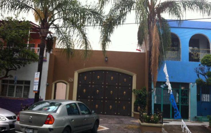 Foto de casa en venta en marconi  calle 38 136, revolución, guadalajara, jalisco, 979151 no 01