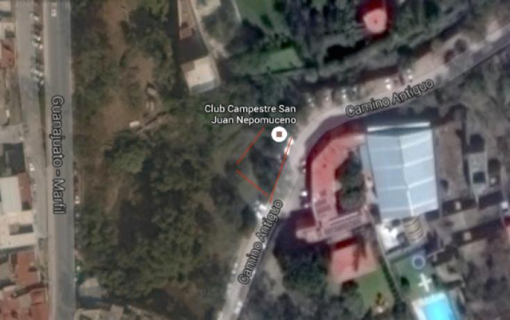 Foto de terreno habitacional en venta en, marfil centro, guanajuato, guanajuato, 1558420 no 01
