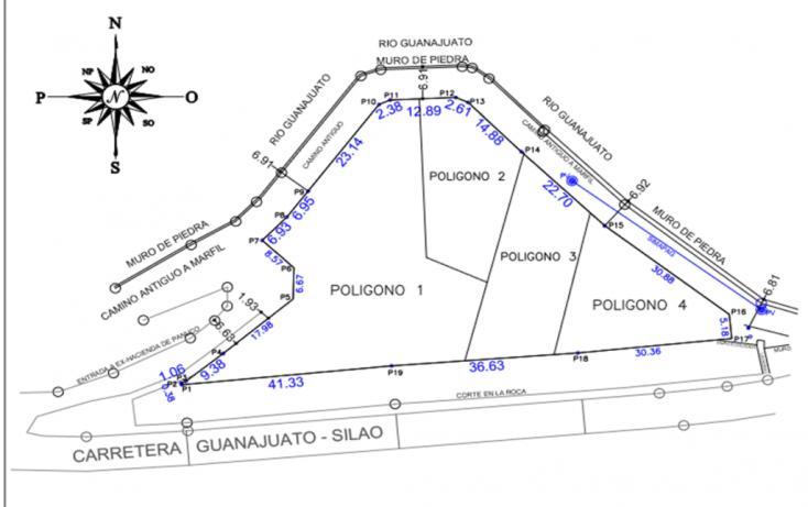 Foto de terreno habitacional en venta en, marfil centro, guanajuato, guanajuato, 1597754 no 02