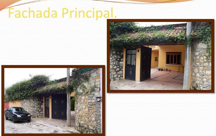 Foto de casa en venta en  , maría auxiliadora, san cristóbal de las casas, chiapas, 1064821 No. 01
