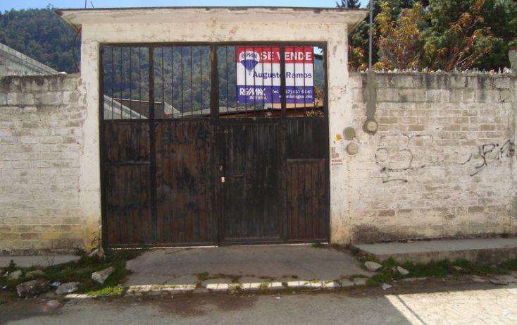 Foto de terreno habitacional en venta en, maría auxiliadora, san cristóbal de las casas, chiapas, 1655393 no 01