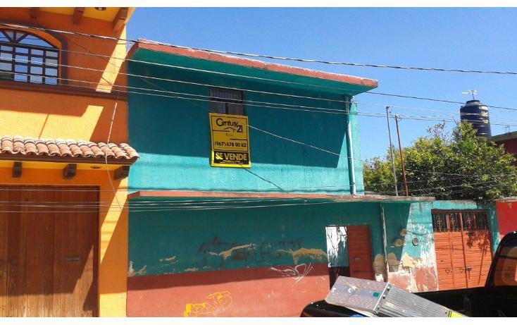 Foto de casa en venta en  , maría auxiliadora, san cristóbal de las casas, chiapas, 1704914 No. 01