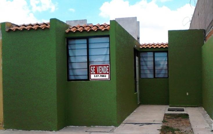 Foto de casa en venta en  , mar?a cecilia 3a secci?n, san luis potos?, san luis potos?, 1045951 No. 01