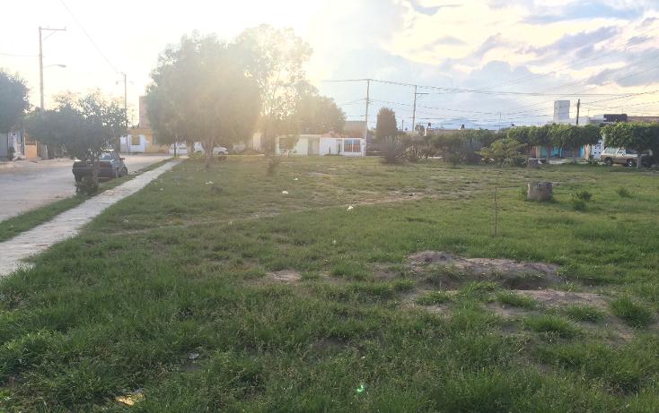 Foto de terreno habitacional en venta en  , maría cecilia 3a sección, san luis potosí, san luis potosí, 2036336 No. 01