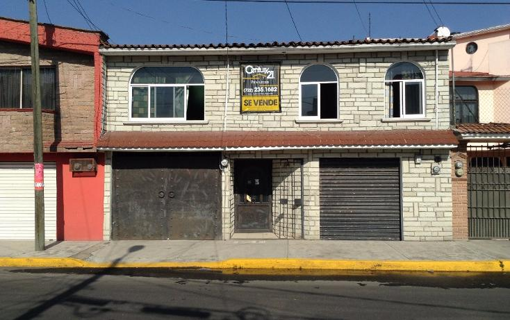 Foto de casa en venta en  , científicos, toluca, méxico, 1927868 No. 01