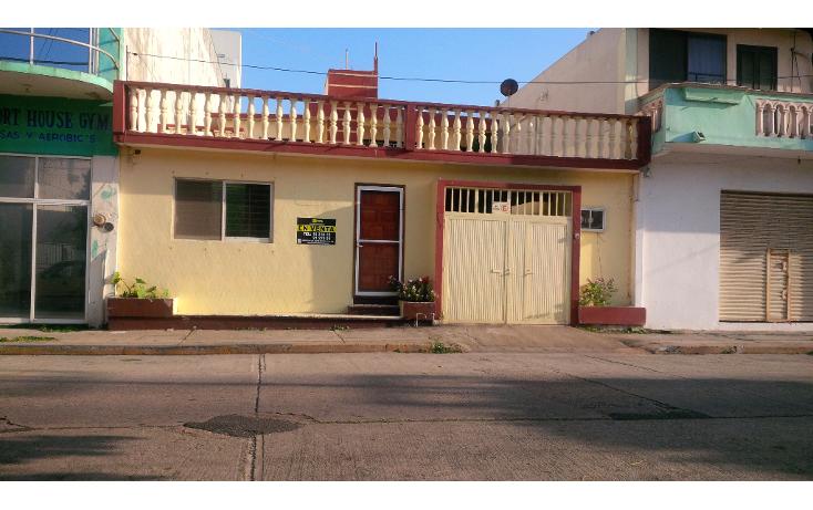 Foto de casa en venta en  , maria de la piedad, coatzacoalcos, veracruz de ignacio de la llave, 1261861 No. 01