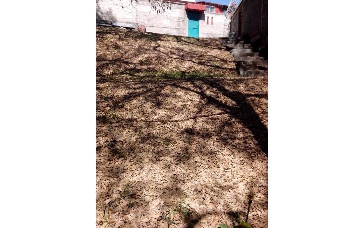 Foto de terreno habitacional en venta en  , maría esther zuno de echeverría, tlalpan, distrito federal, 1292637 No. 03