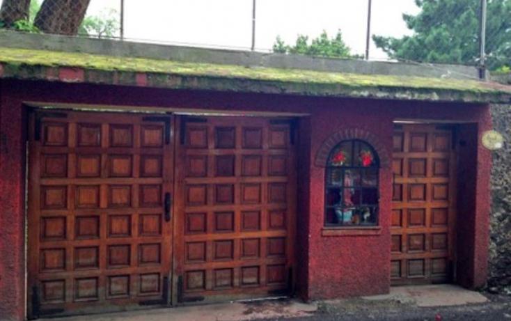 Foto de casa en venta en mariano abasolo 21, valle escondido, tlalpan, df, 587873 no 01
