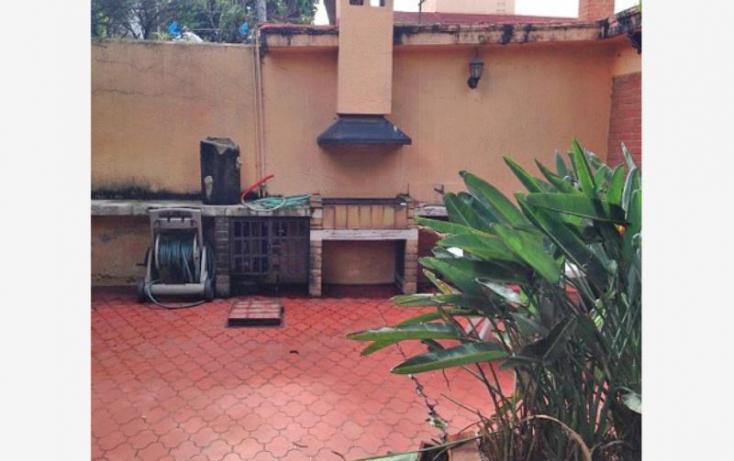 Foto de casa en venta en mariano abasolo 21, valle escondido, tlalpan, df, 587873 no 16
