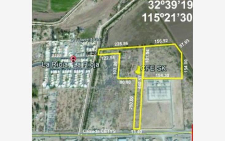 Foto de terreno industrial en venta en  , mariano abasolo, mexicali, baja california, 885163 No. 02