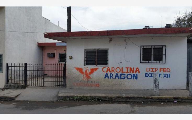 Foto de casa en venta en mariano arista 2583, miguel hidalgo, minatitlán, veracruz, 1647060 no 02