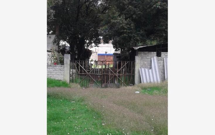 Foto de terreno comercial en venta en mariano escobedo 1, los reyes, tultitlán, méxico, 1750136 No. 04
