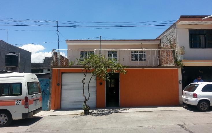Foto de casa en venta en  , mariano escobedo, morelia, michoacán de ocampo, 1578032 No. 01
