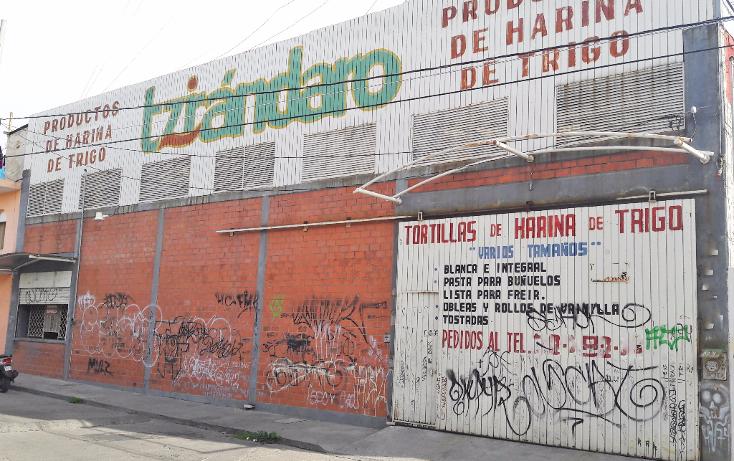 Foto de nave industrial en venta en  , mariano escobedo, morelia, michoacán de ocampo, 1828626 No. 01