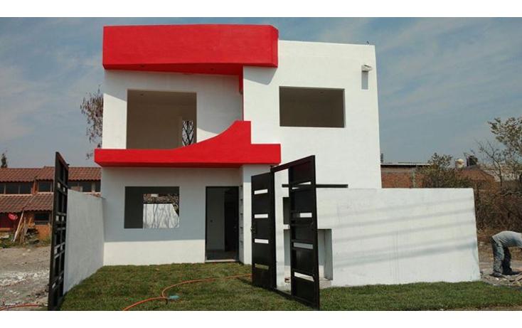 Foto de casa en venta en  , mariano matamoros, ayala, morelos, 1693708 No. 01