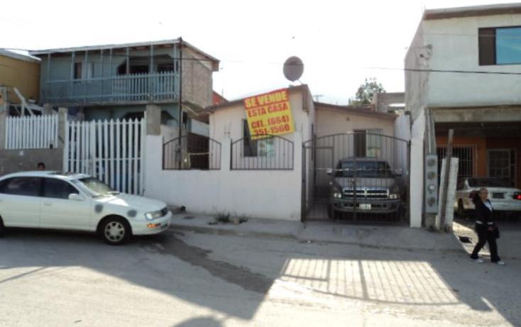 Foto de casa en venta en  , mariano matamoros (centro), tijuana, baja california, 386320 No. 01