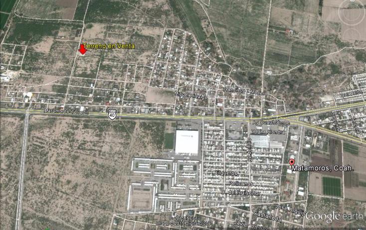 Foto de terreno comercial en venta en  , mariano matamoros, matamoros, coahuila de zaragoza, 1045045 No. 01