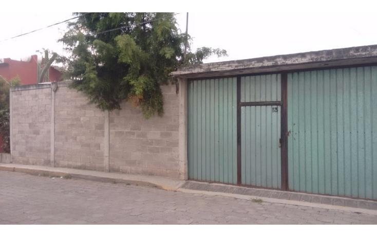 Foto de casa en venta en  , san lorenzo tetlixtac, coacalco de berriozábal, méxico, 1739154 No. 01