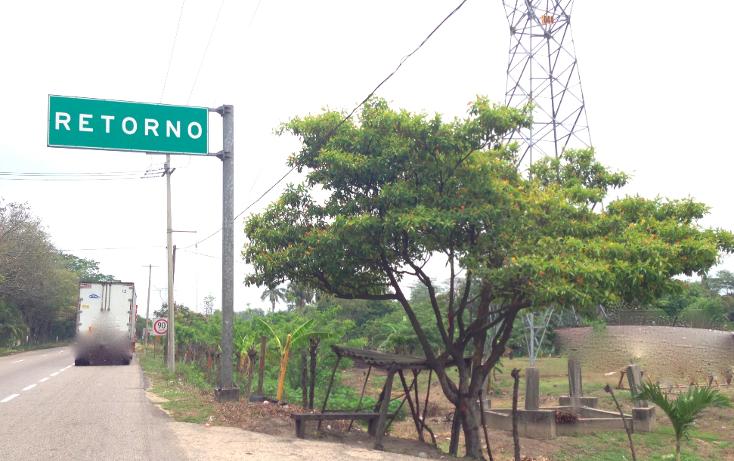 Foto de terreno comercial en venta en  , marin, cunduacán, tabasco, 1057149 No. 01