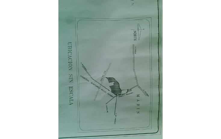 Foto de terreno habitacional en venta en  , marin, marín, nuevo león, 1809174 No. 03