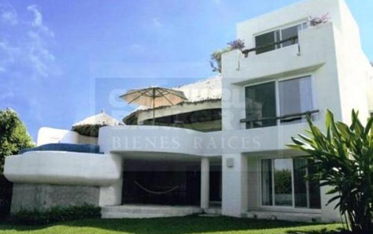 Foto de casa en venta en  , marina brisas, acapulco de juárez, guerrero, 1140971 No. 01