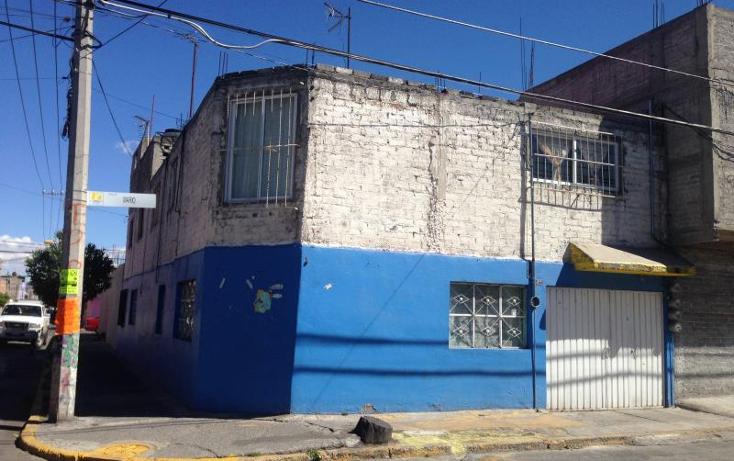 Foto de casa en venta en mario 63, pavón sección silvia, nezahualcóyotl, méxico, 1997442 No. 01