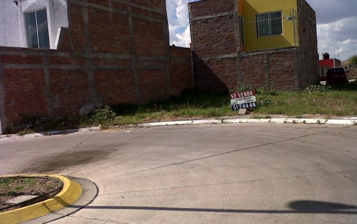 Foto de terreno habitacional en venta en mariposa julia 12, residencial monarca, zamora, michoacán de ocampo, 834907 no 03