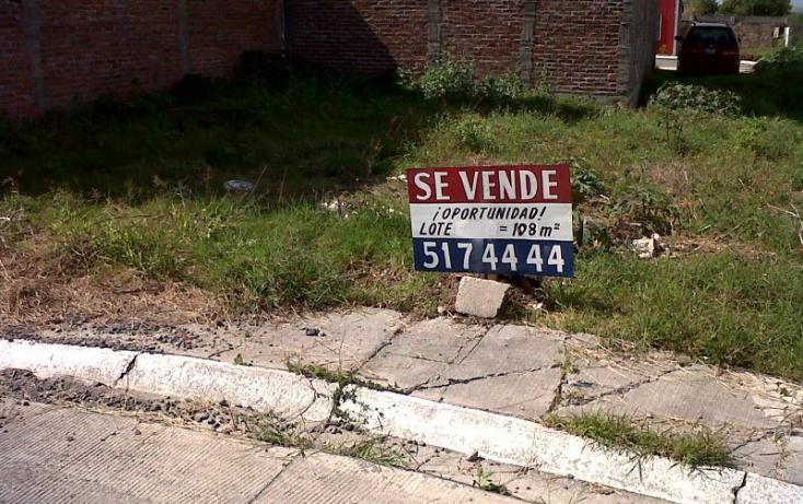 Foto de terreno habitacional en venta en mariposa julia 12, residencial monarca, zamora, michoacán de ocampo, 834907 no 06