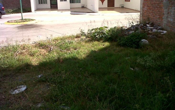 Foto de terreno habitacional en venta en mariposa julia 12, residencial monarca, zamora, michoacán de ocampo, 834907 no 07