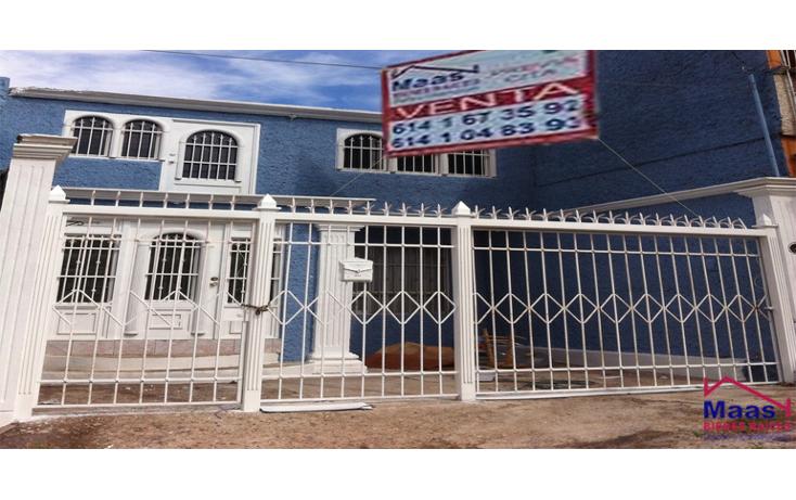 Foto de casa en venta en  , m?rmol i, chihuahua, chihuahua, 1665188 No. 01