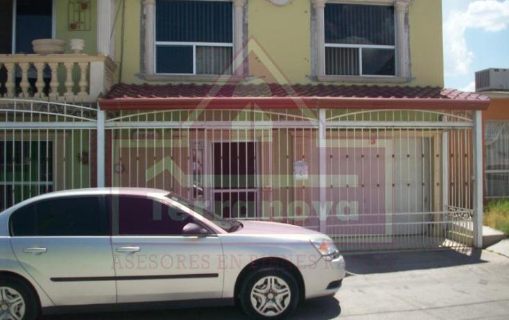 Foto de casa en venta en  , mármol ii, chihuahua, chihuahua, 571446 No. 01