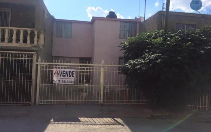 Foto de casa en venta en  , mármol iii, chihuahua, chihuahua, 1530494 No. 01