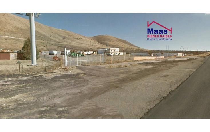 Foto de terreno industrial en venta en  , mármol viejo, chihuahua, chihuahua, 1698516 No. 01