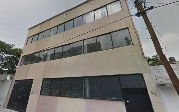 Foto de edificio en venta en  69, cerro de la estrella, iztapalapa, distrito federal, 2028804 No. 01