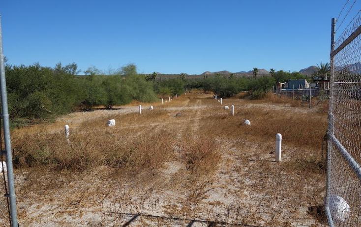 Foto de terreno habitacional en venta en  , marquez de leon, la paz, baja california sur, 1061429 No. 01