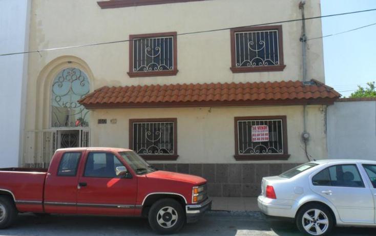 Foto de casa en venta en  , marte, guadalupe, nuevo león, 389929 No. 01