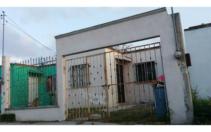 Foto de casa en venta en  , martha rita prince aguilera, matamoros, tamaulipas, 1852574 No. 01