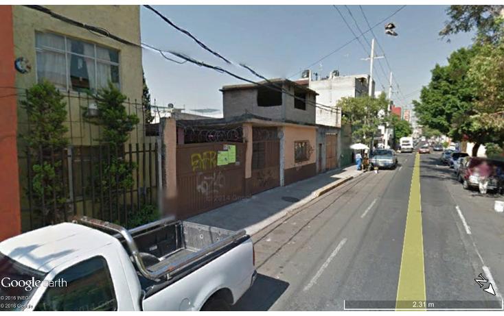 Foto de terreno habitacional en venta en  , mart?n carrera, gustavo a. madero, distrito federal, 1645128 No. 01