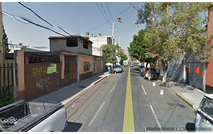 Foto de terreno habitacional en venta en  , mart?n carrera, gustavo a. madero, distrito federal, 1645128 No. 04